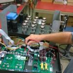 Siegfried power supply measurement