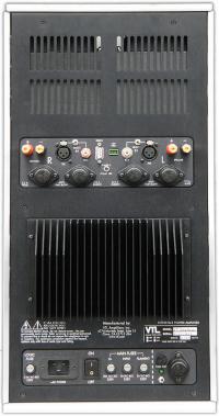 S-400 II Back Panel